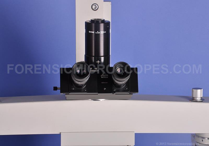 leitz comparison microscope